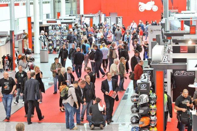 TID FOR MESSE: INTERMOT i tyske Köln er første store, internasjonale mc-messe i høst.