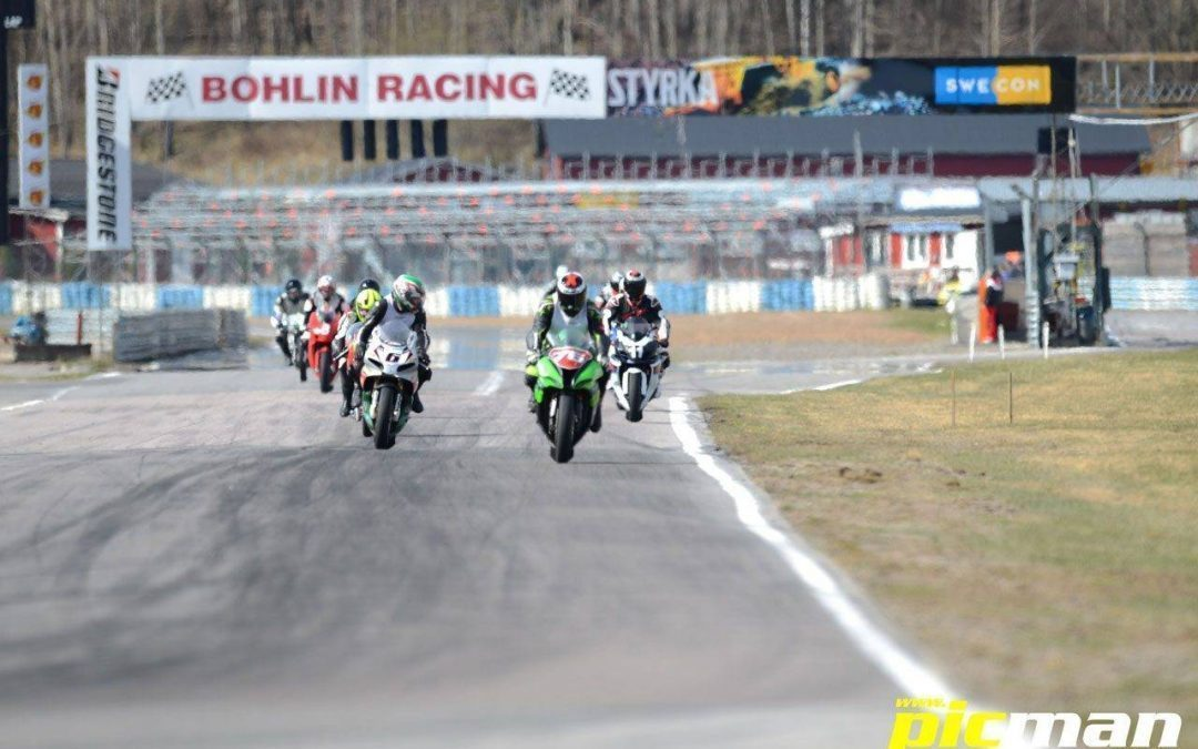 RoadRacing Karlskoga 24-25. april 2021