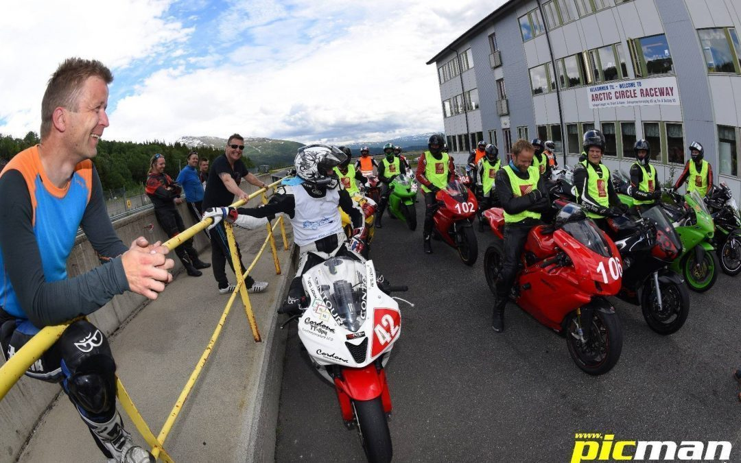 Lisenskurs RoadRacing ACR 2-4 august 2019