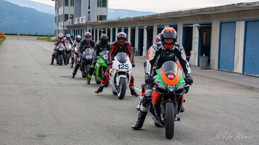Lisenskurs RoadRacing ACR 2-5 juli 2021